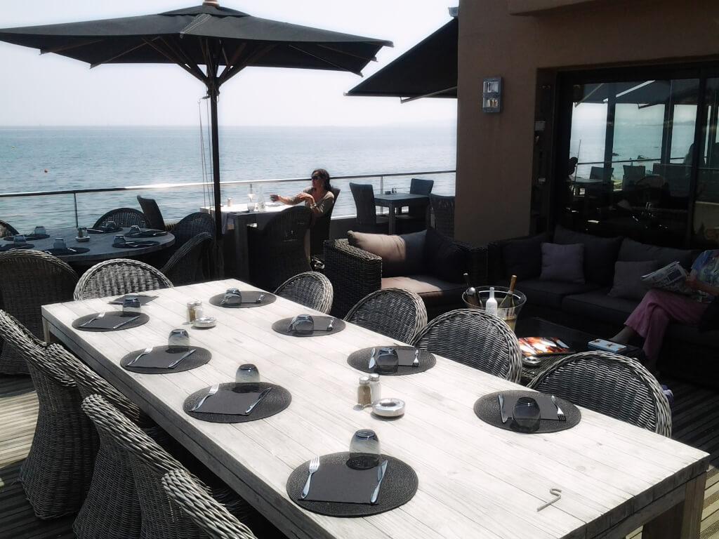 Restaurant de plage Les Issambres