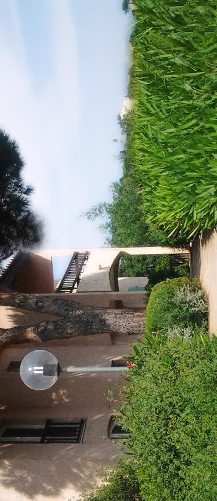 Location appartement Saint-Maxime, plein pied jardin