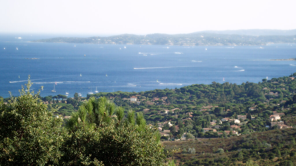 Saint-Tropez, Sainte-Maxime, Les Issambres
