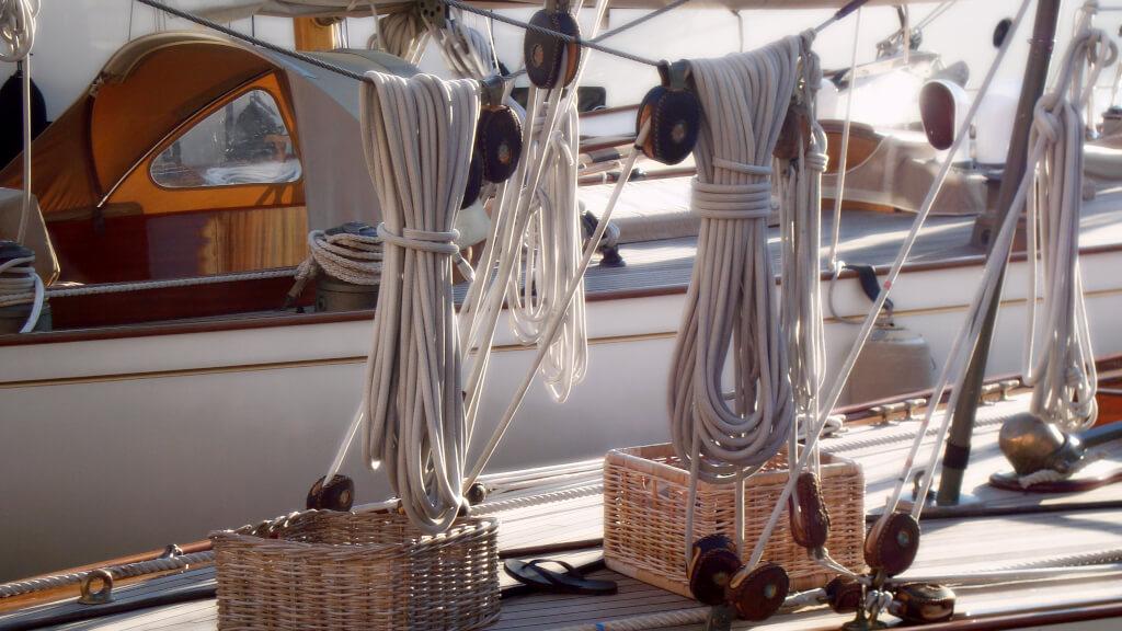 Volier port de Saint-Tropez