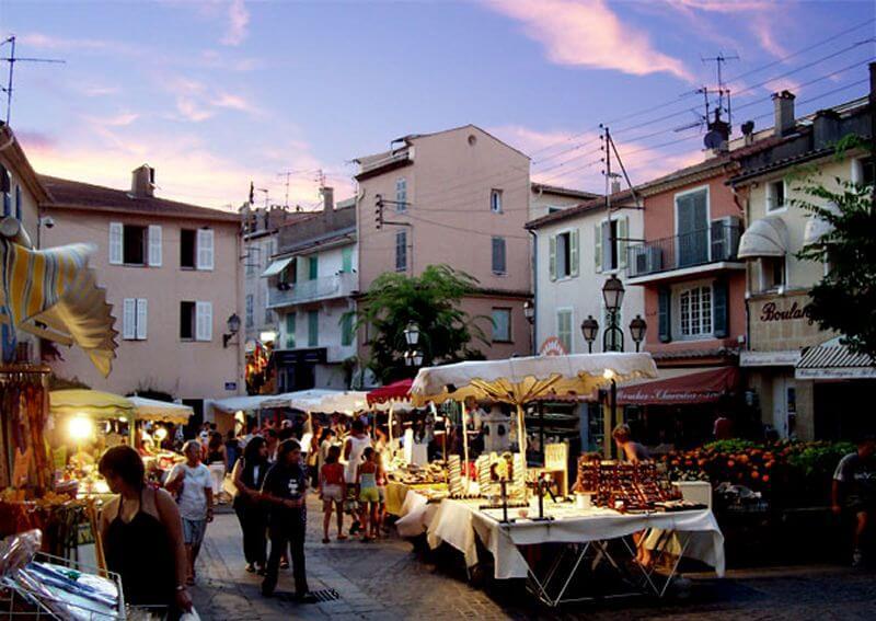 Vos vacances à Sainte-Maxime