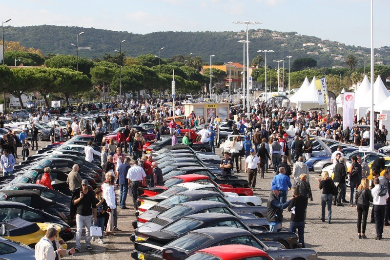 Rallye PARADIS PORSCHE DE SAINT-TROPEZ