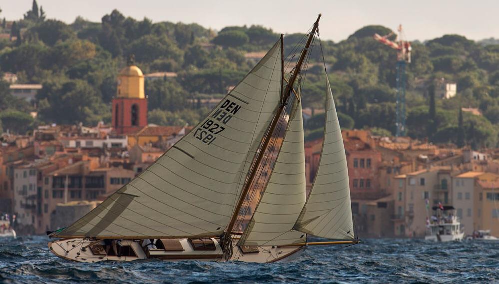 Octobre 2014 sortie voilier à Saint-Tropez