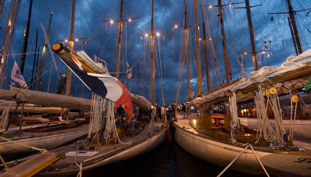 Les voiles de Saint-Tropez 2014