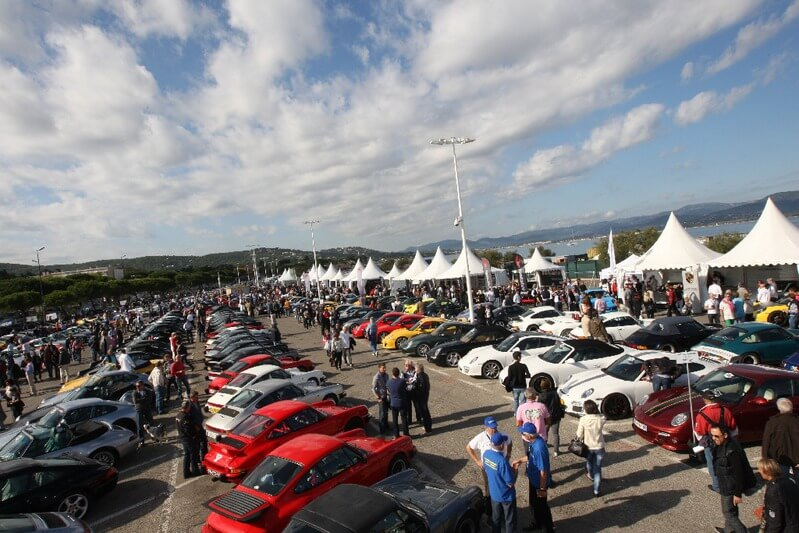 Rallye PARADIS PORSCHE DE SAINT-TROPEZ 2014
