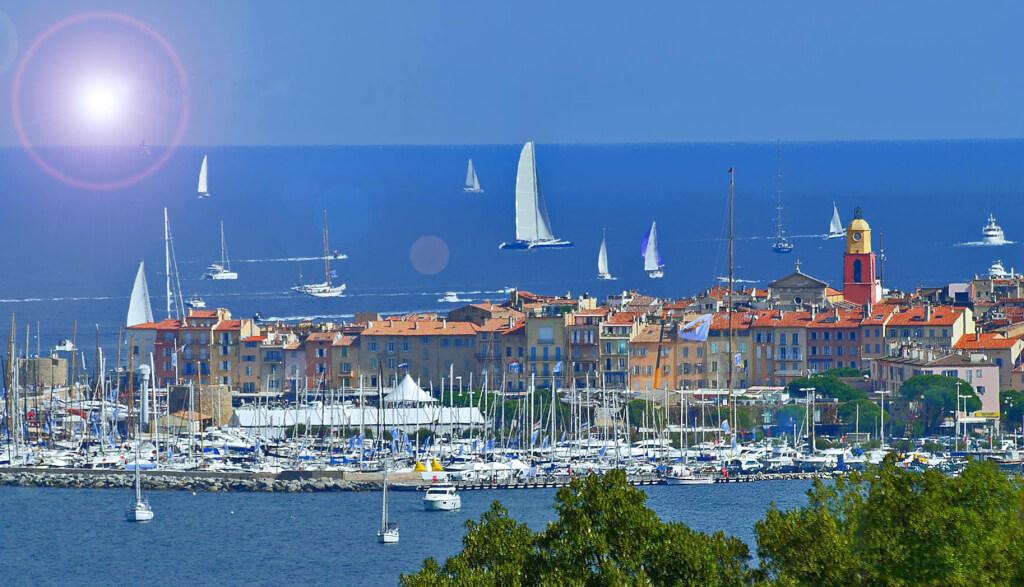 Location Golfe de Saint--Tropez