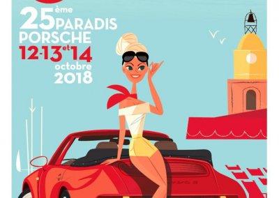Paradis Porsche 2018